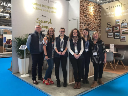 Sykes Holiday Cottages shows 2018