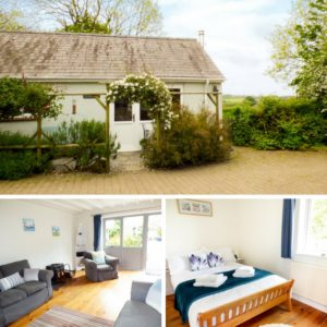The Duck House holiday cottage in Pembrokeshire