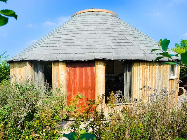 The Roundhouse, Stratton-on-the-Fosse, Somerset