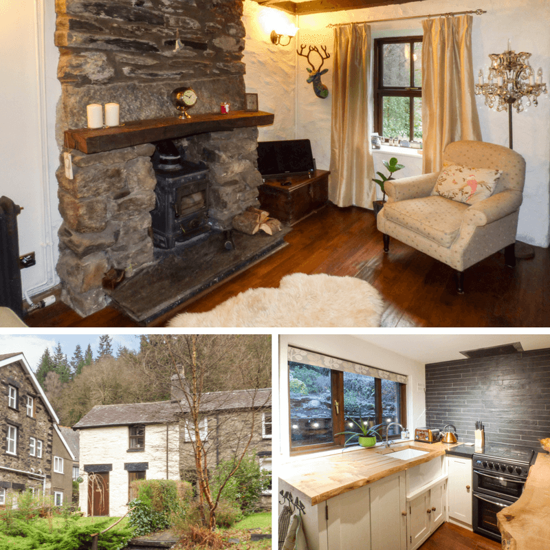 Sykes holiday cottage in Betws-Y-Coed in Snowdonia