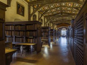 Duke Humphrey's Library Bodleian Oxford