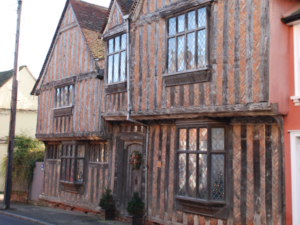De Vere House in Lavenham