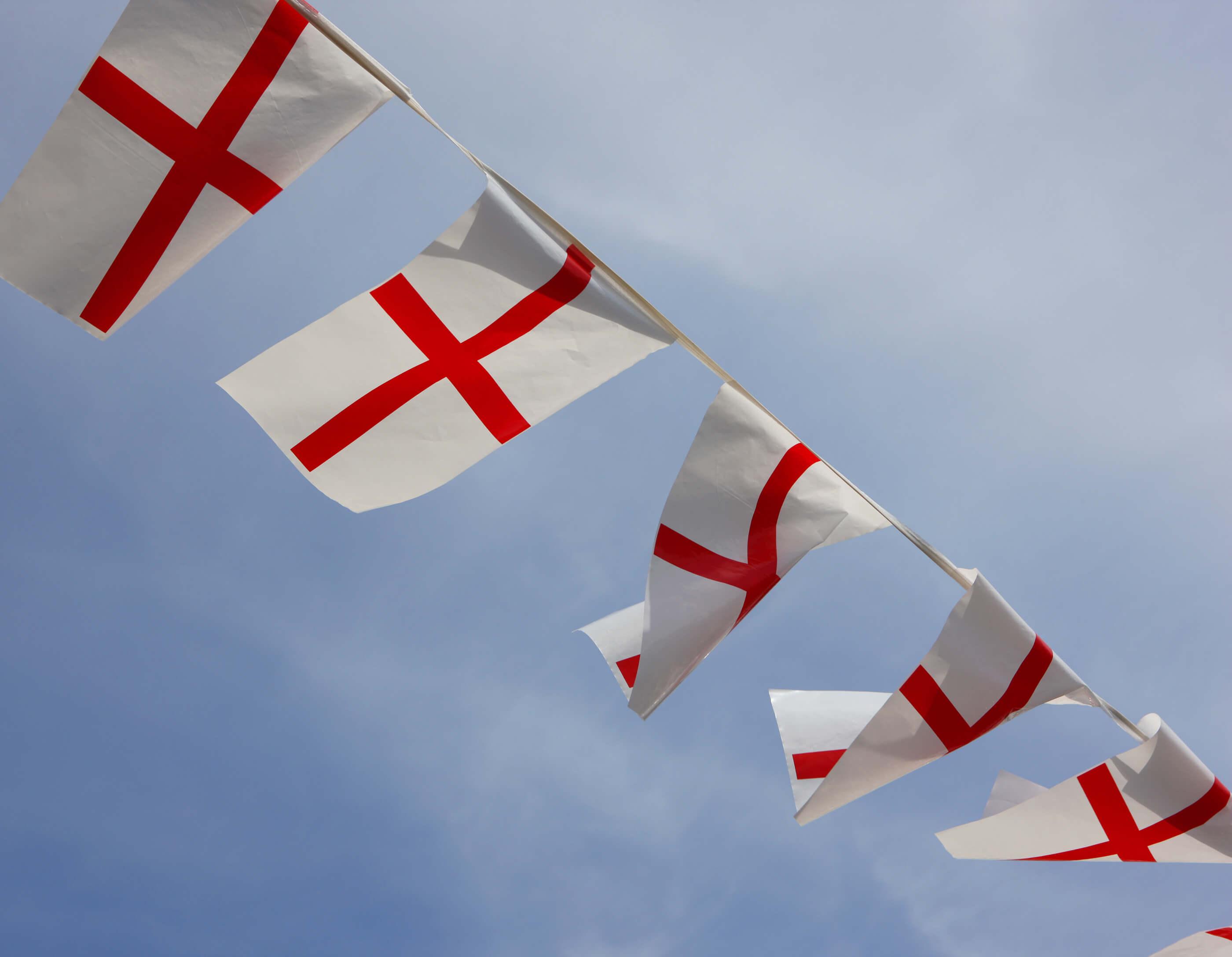 England bunting