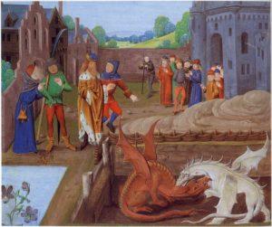 Vortigern-Dragons Merlin
