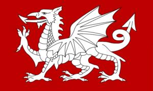 Flag of St Edmund