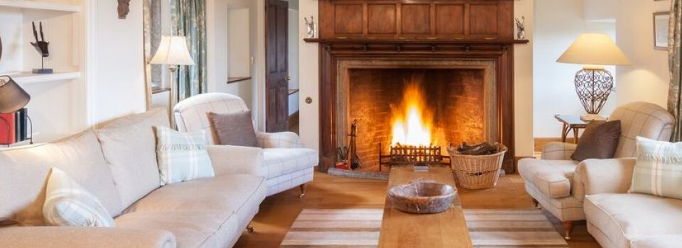 Install a log burner or open fire - Boost your Holiday Let Income