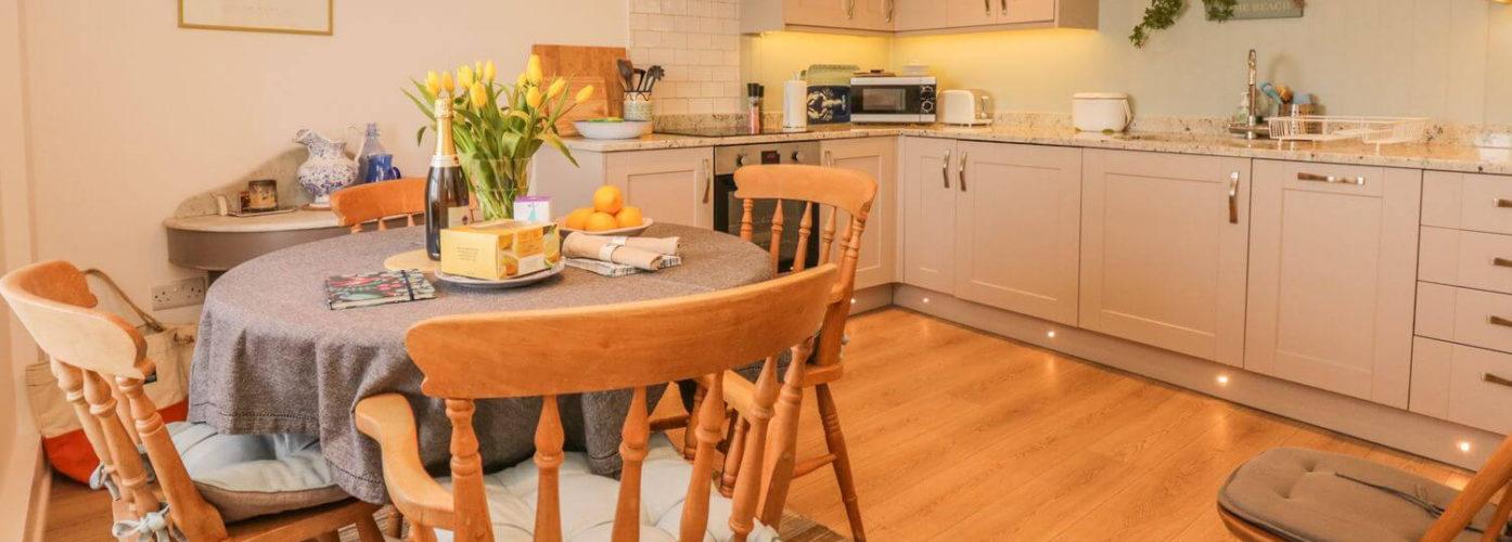 Searles Lympstone Devon Changeover Checklist