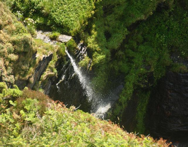 Pentargon Waterfall