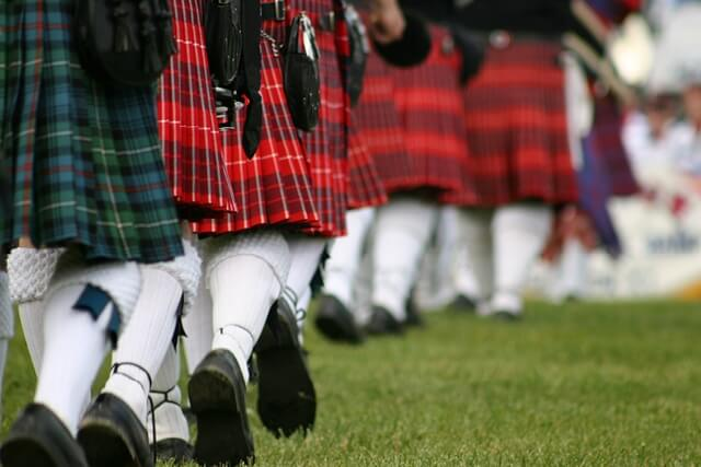 Highland Games Kilts