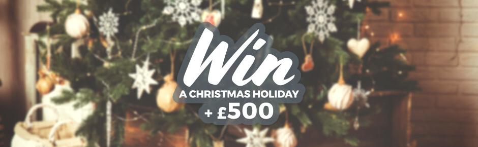 Win a Christmas Break