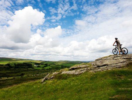 Mountain Biking Scenery