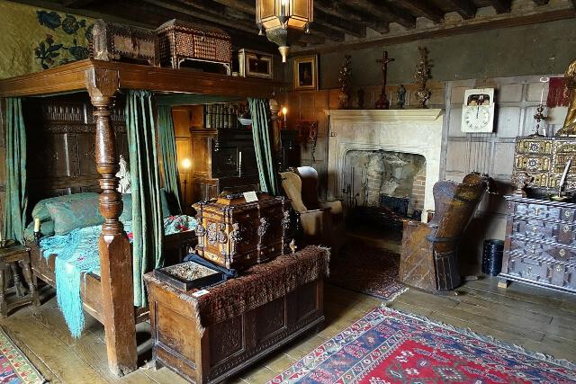National Trust Snowshill Manor