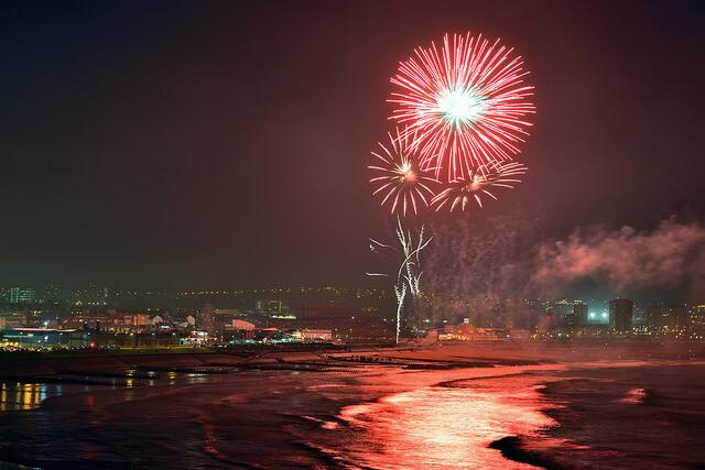 Firework Display Aberdeen