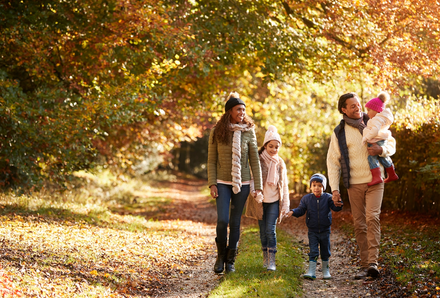 Autumn Family Walk