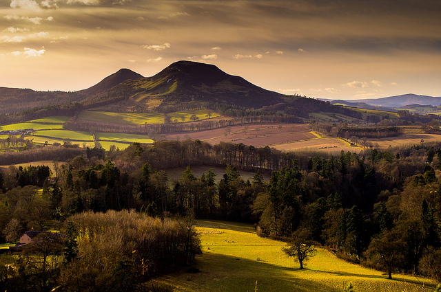 Scott's View- Scottish Borders