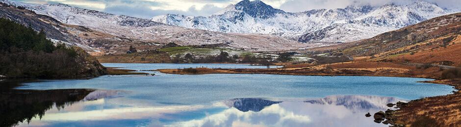 Snowdonia Snow