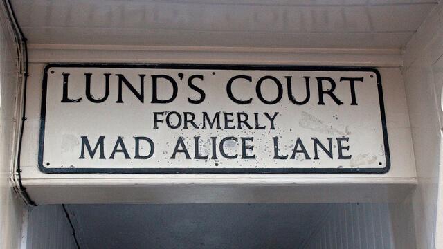 Mad Alice Lane