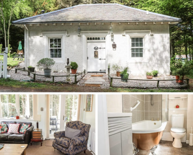 Dove Hot Tub Cottage