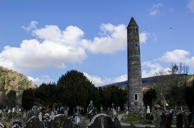 Round Tower of Glendalough