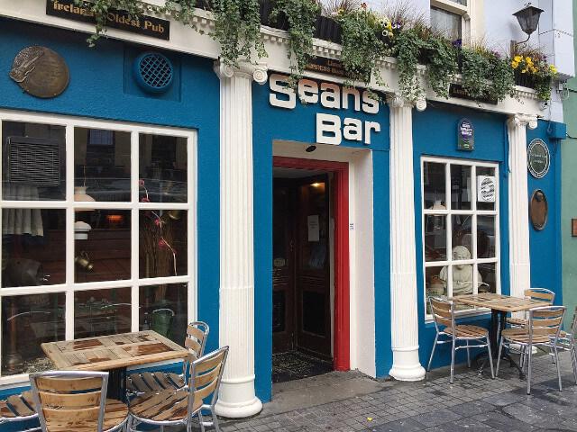 Sean's Bar Athlone