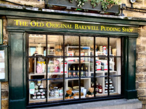 The Old Original Bakewell Pudidng Shop