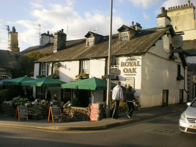 Royal Oak Ambleside