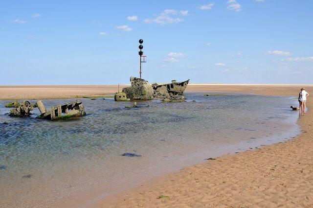 SS Vina Shipwreck