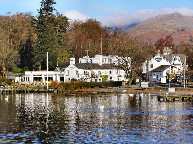 Wateredge Inn Ambleside