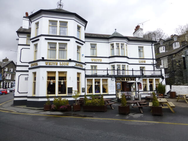 White Lion Hotel Ambleside