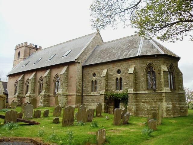 St Nicholas Church House