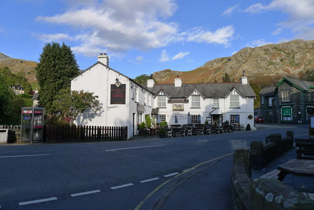 The Black Bull Inn, Coniston