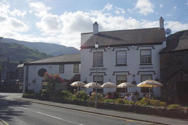 The Crown Inn, Coniston