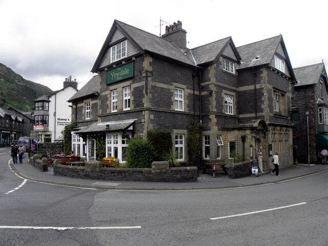 Yewdale Hotel, Coniston