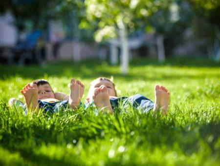 Children Holiday Let Child Proof Garden