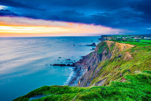 Bude, Cornwall