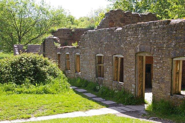 Tyneham Ghost Village