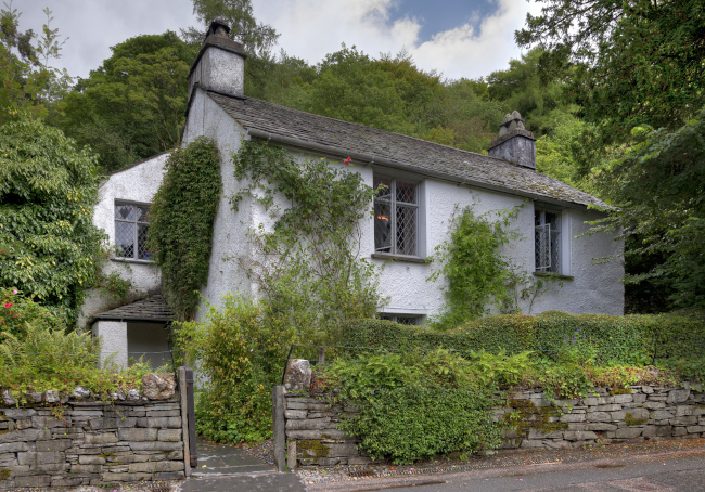 Dove Cottage at Grasmere, Lake District