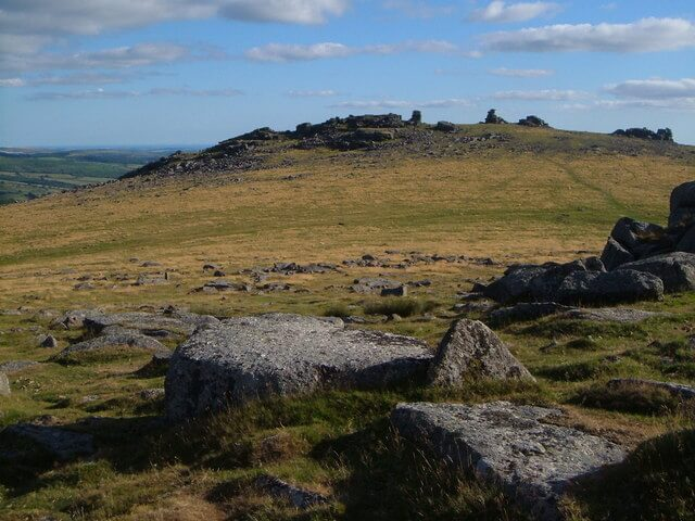 Great Staple Tor Walk