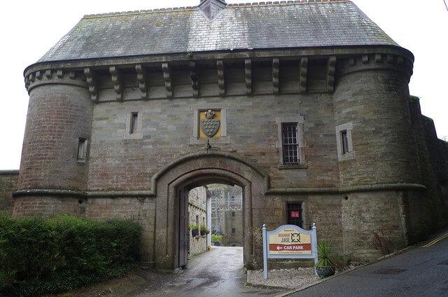 Bodmin Jail, Cornwall