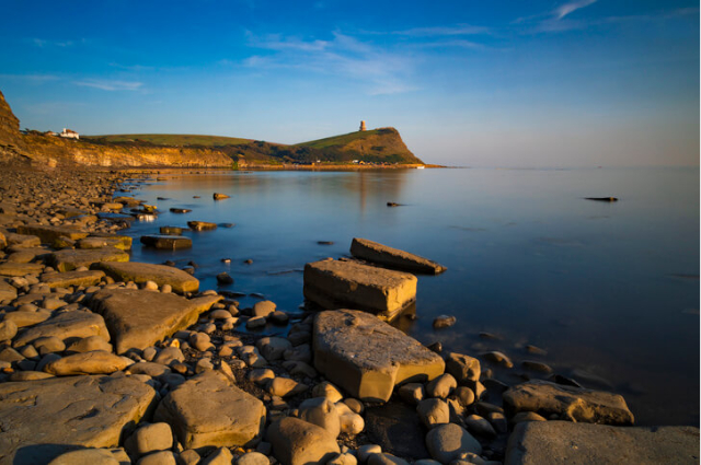Kimmeridge Bay, Lulworth