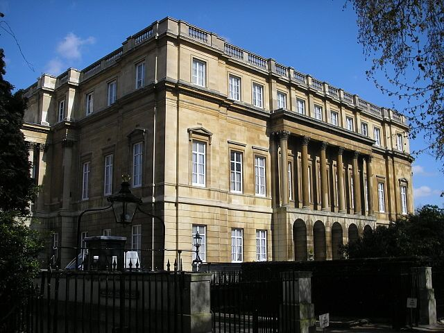 Lancaster House in London
