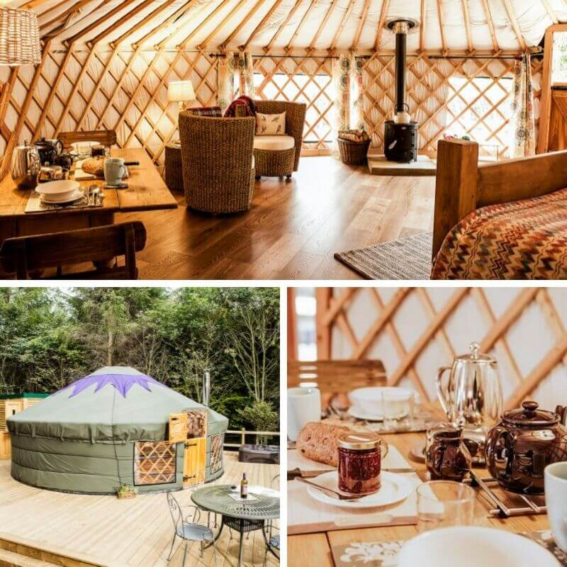 The Rowan Yurt (ref. 917044)