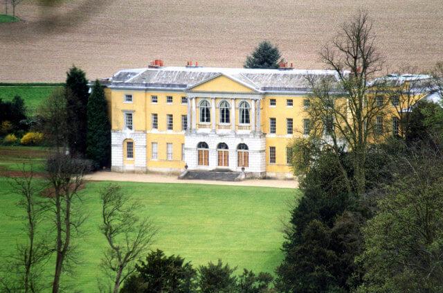 West Wycombe House, Buckinghamshire