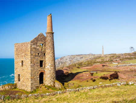wheal owles in cornwall tin mine