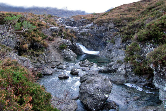 Glen Brittle Forest & the Fairy Pools, Isle of Skye