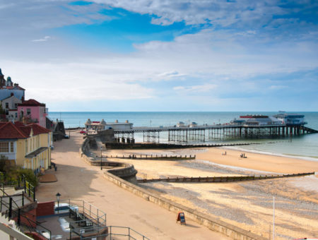 Norfolk Feature Image of Cromer Pier