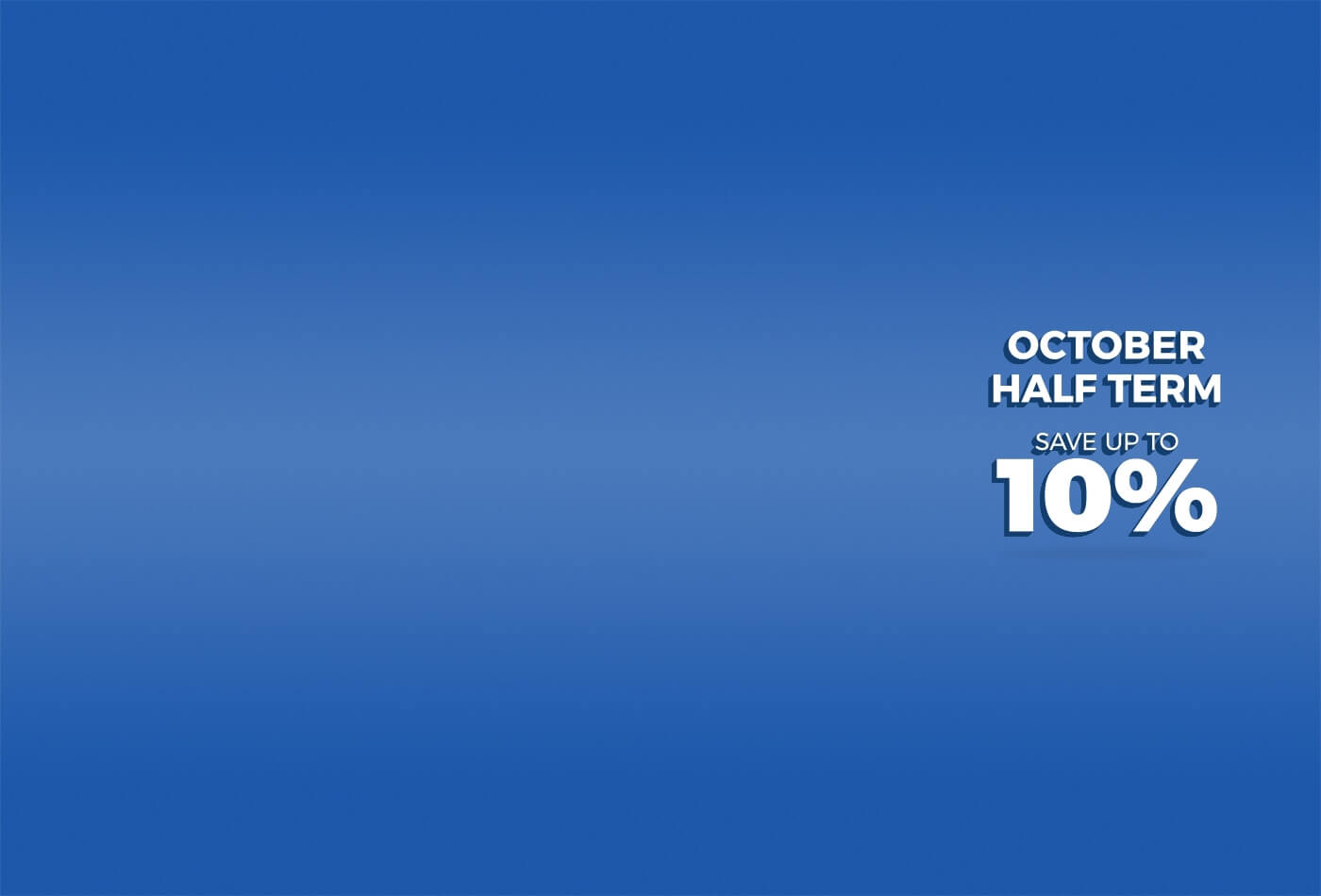 October half term feature image