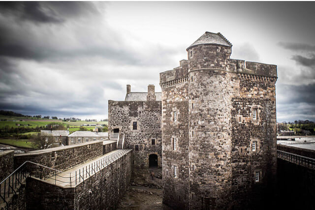 Blackness Castle, Scotland