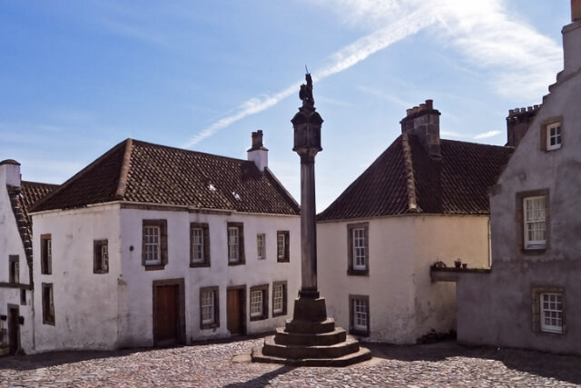 Culross, Scotland