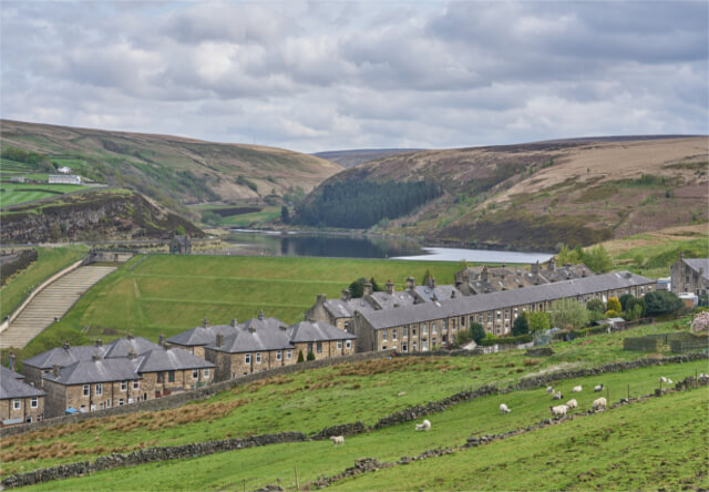 Marsden, West Yorkshire